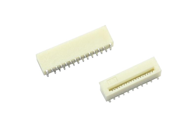 0.5mm间距FPC连接qi