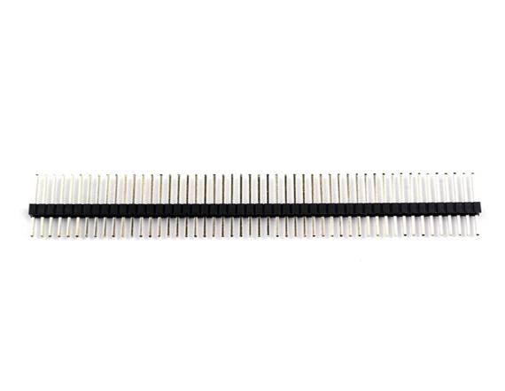 bc体育1.27mmwo贴排针规格书