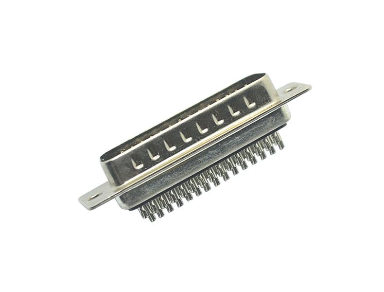 DBH-44P 公头 三排 传统焊xian式