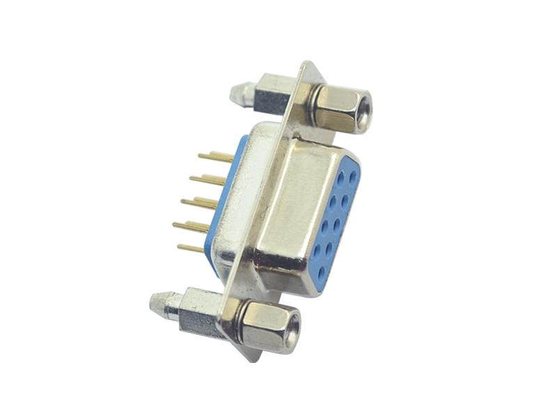 DMS-9P mu头 铆鱼叉锁螺丝 镀金