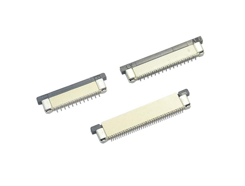 FPC0.5-XPli贴带锁