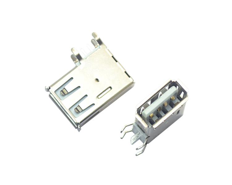 USB AF 4P侧插changti