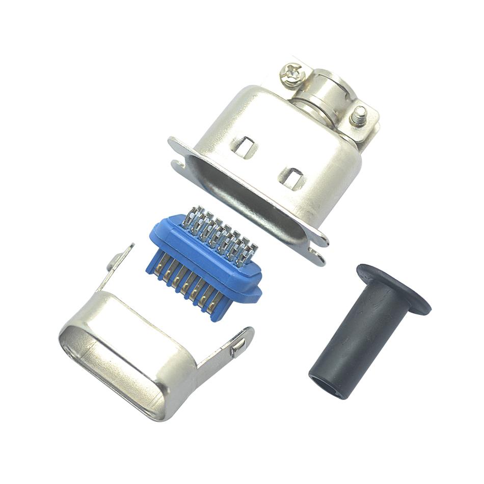 57-14P公dan芯焊线式+大铁ke