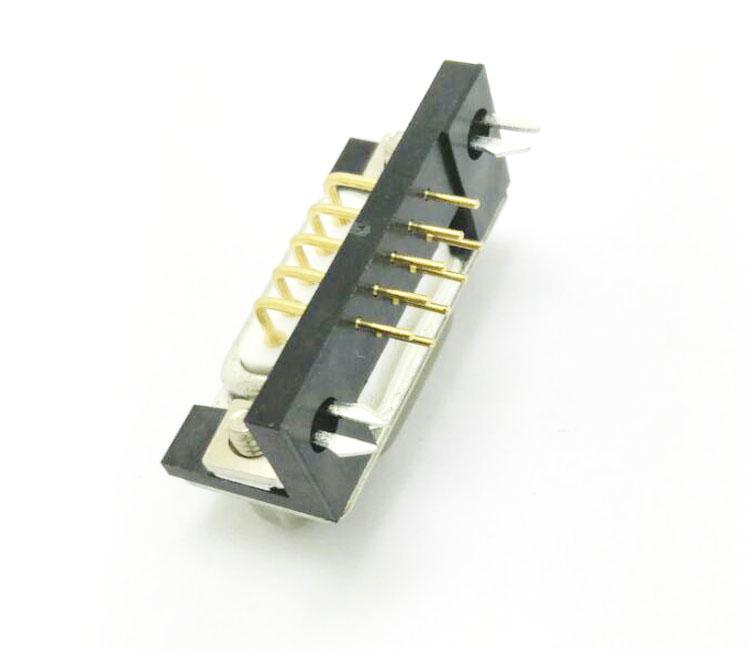 DMR-9P(公头)铆合锁螺母车针连接器