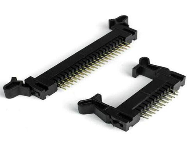 2.54mm弯针牛角连接器