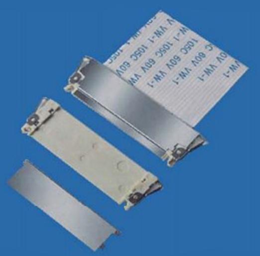FFC连接器LVDS T10004A