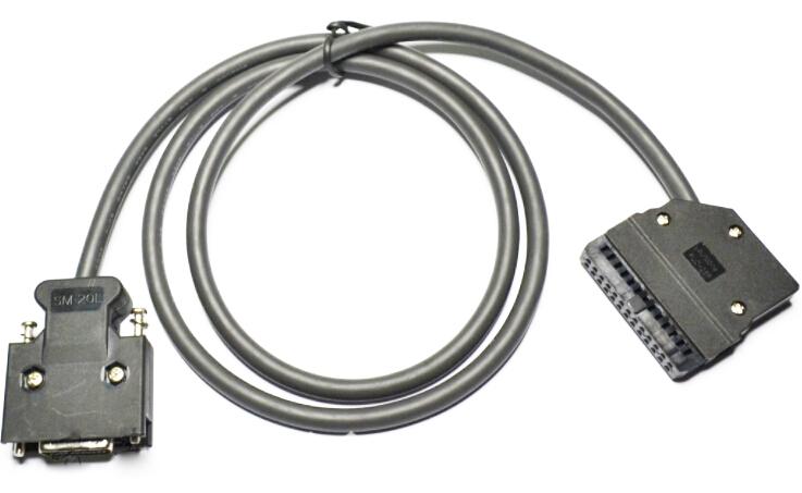40P FCN转MIL电缆线