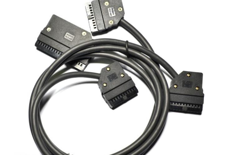 横河PLC系列对应 40P FCN电缆线