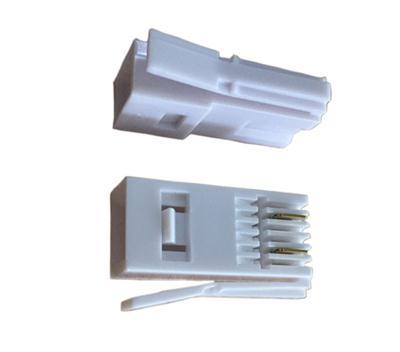 XL801 UK6P2C 网络水晶头