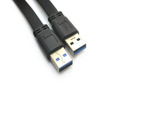 USB3.0公对公连接线